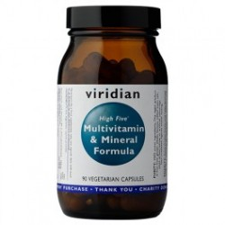 Multiwitamina+Multiminerały High Five 90kaps. Viridian
