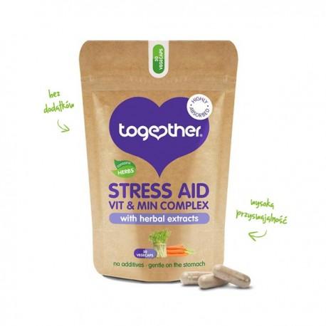 Stress Aid Complex- Kompleks na Stres 30kaps. Together