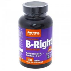 Witamina B-Right® 100kaps. Jarrow