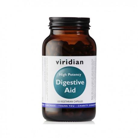 Enzymy Trawienne Digestive Aid 150kaps. Viridian