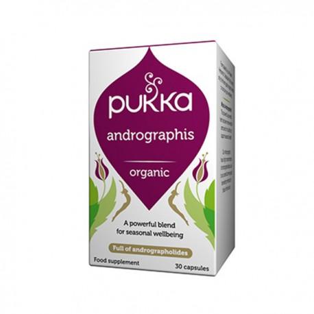 PUKKA Andrographis 30kaps.