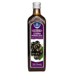 Sok z Czarnej Porzeczki 100% owoców ribesVital 490ml