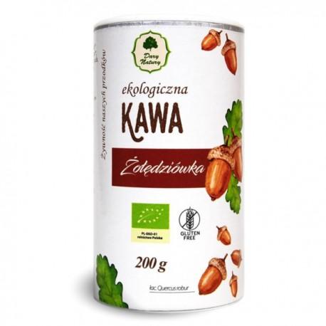 Ekologiczna Kawa Żołędziówka 200g Dary Natury