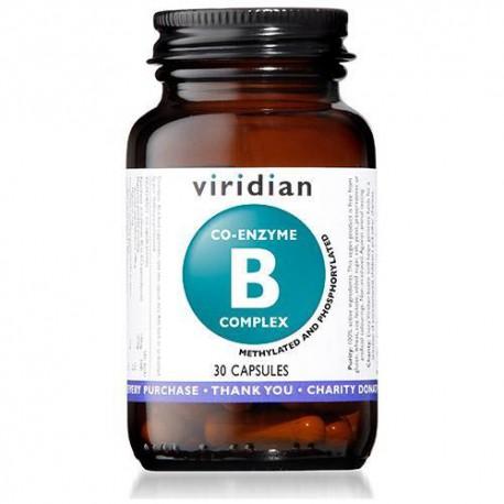 Koenzym B Complex Viridian