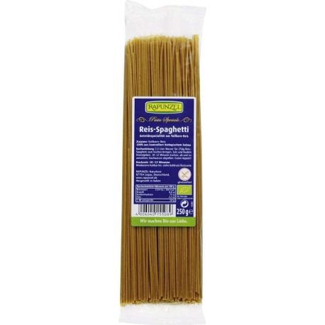 Makaron Ryżowy Spaghetti BIO 250g Rapunzel