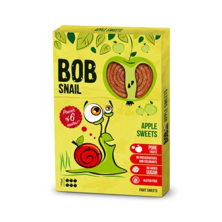 Bob Snail o Smaku Jabłka 6szt. w Opakowaniu