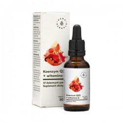 Koenzym Q10+Witamina E 30ml Aura Herbals