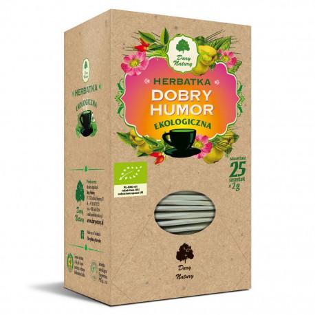 Herbata Dobry Humor 25sasz. x 2g Dary Natury