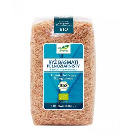 Ryż Basmati BIO Pełnoziarnisty 500g Bio Planet