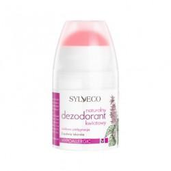 Sylveco Naturalny Dezodorant Kwiatowy 50ml