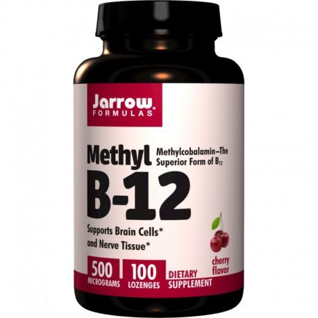 Jarrow Metylowana Witamina B12 500mcg 100tabl. do ssania