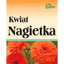 Flos Nagietek Kwiat 50g