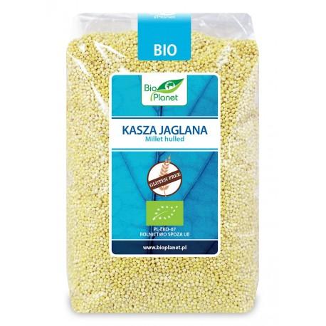 Kasza Jaglana BIO Bezglutenowa 1kg Bio Planet