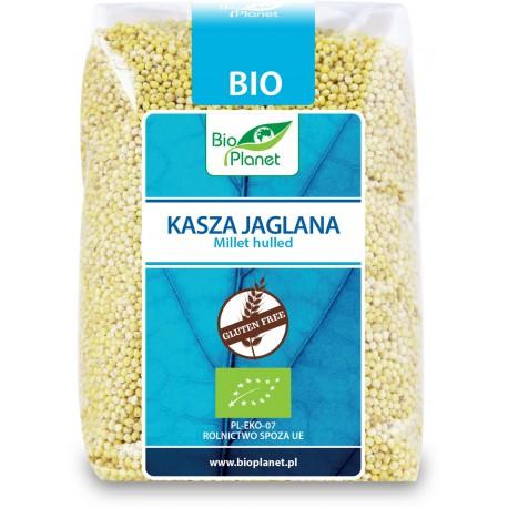 Kasza Jaglana Bezglutenowa BIO 400g Bio Planet