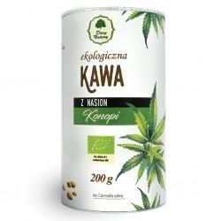 EKO Kawa z Konopi 200g Dary Natury