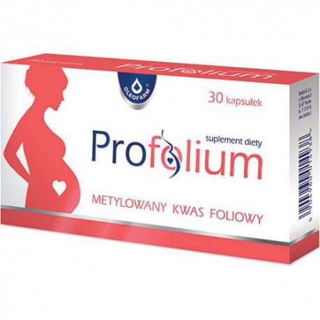 Profolium (Folian) 418mcg 30kaps. Oleofarm