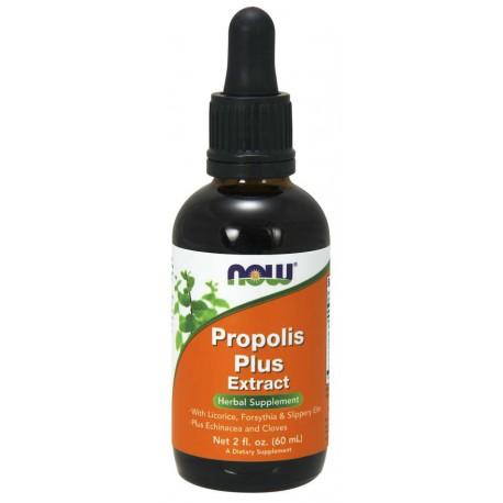 Now Foods Propolis Plus Extract 60ml