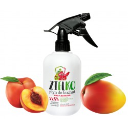 ZIELKO Płyn do kuchni – zapach mango & brzoskwinia 500ml Sylveco
