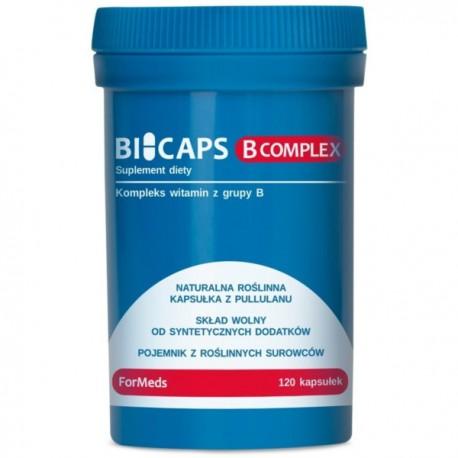 Formeds Bicaps B Complex 120kaps.