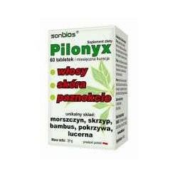 Pilonyx Miesięczna Kuracja 60 tabletek