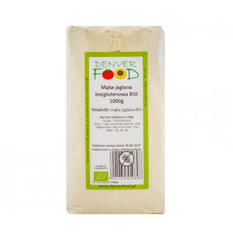 Mąka Jaglana Bezglutenowa BIO 1kg Denver Foods