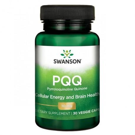 Swanson PQQ 10 mg 30 wege kapsułek