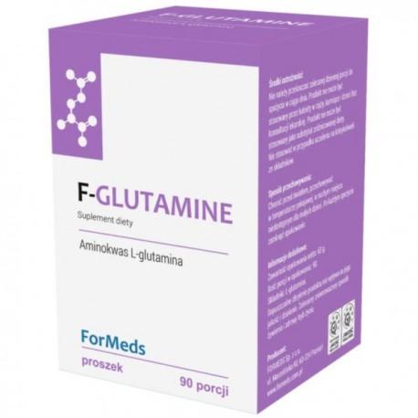 Glutamina w Proszku  - Formeds F-Glutamine 90porcji