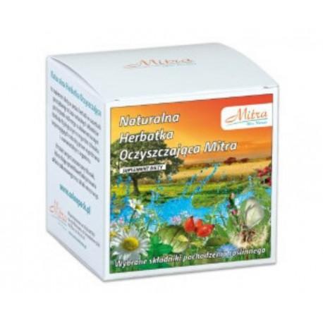 Mitra Naturalna Herbata Oczyszczająca 30sasz. Mitra
