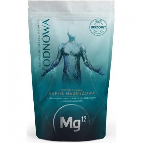 Mg12 Płatki Magnezowe Do Kąpieli Odnowa1Kgbiszofit