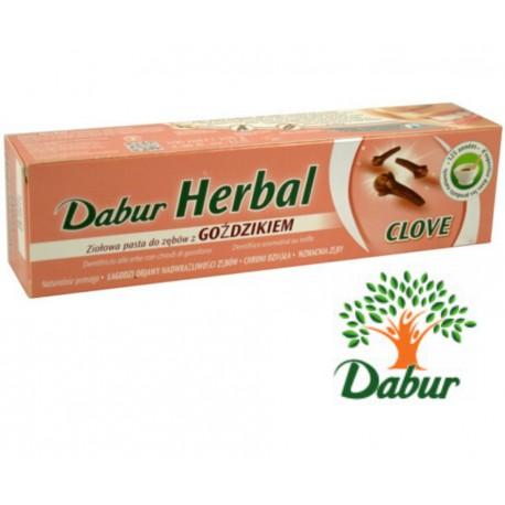 Dabur Herbal Pasta Do Zębów Z GoźDzikiem100Ml/155g