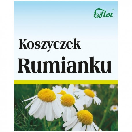 Flos Koszyczek Rumianku 50g