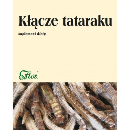 Flos Tatarak Kłącze 50g Wspiera Układ Pokarmowy