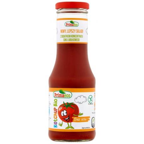 Ketchup bez Cukru dla Dzieci BIO 315 g Primaeco