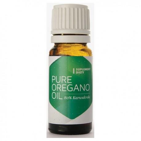 Hepatica Pure Oregano Oil 10ml 100% Czysty