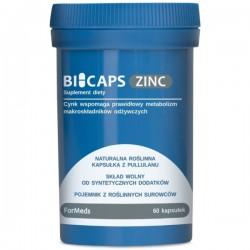 Formeds Bicaps Zinc15 60 Kaps. Cynk