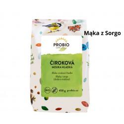 Ekologiczna Mąka z Sorgo Bezglutenowa 450g
