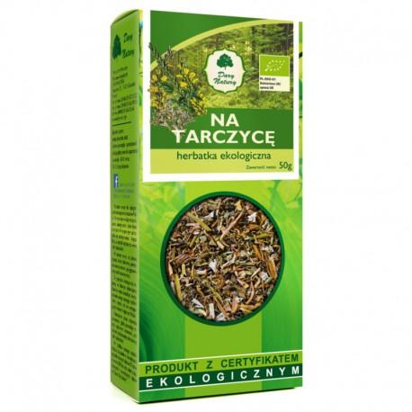 Dary Natury Herbata na tarczycę EKO 50g