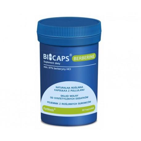 BICAPS® BERBERINE (Berberyna) 30kaps. Formeds