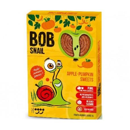 Bob Snail bezglutenowa przekąska jabłko-dynia 60g
