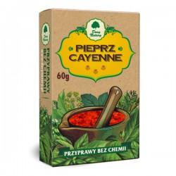 Pieprz Cayenne 60g Dary Natury