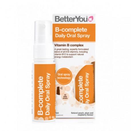 BetterYou B Kompleks Spray 25ml
