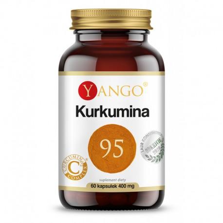 Kurkumina 95™ - 60 kapsułek YANGO