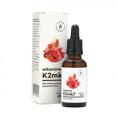Aura Herbals Witamina K2Mk7 30ml