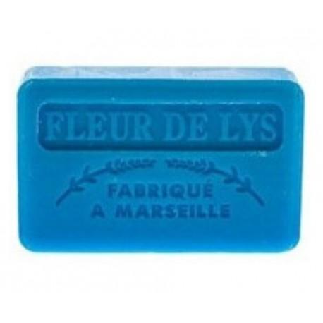 Mydło Marsylskie Lilia Z Masłem Shea 125g