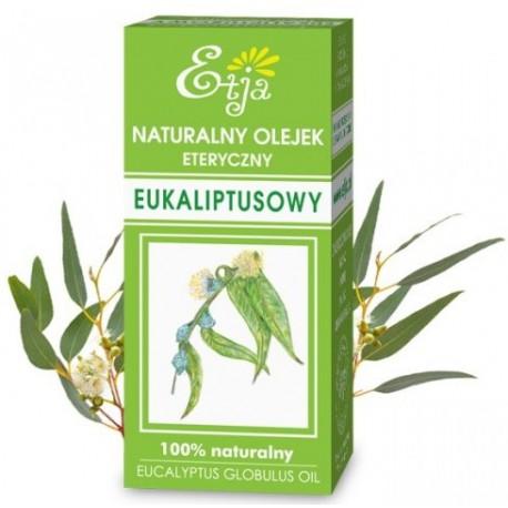 Olejek Eukaliptusowy 10ml Etja