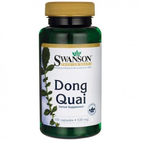 Swanson Dong Quai 530Mg 100kaps.