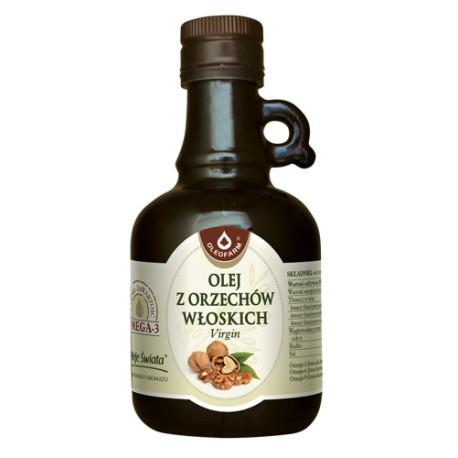 Olej z orzechów włoskich 250 ml Oleofarm