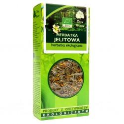 Ekologiczna Herbatka Jelitowa 50g Dary Natury