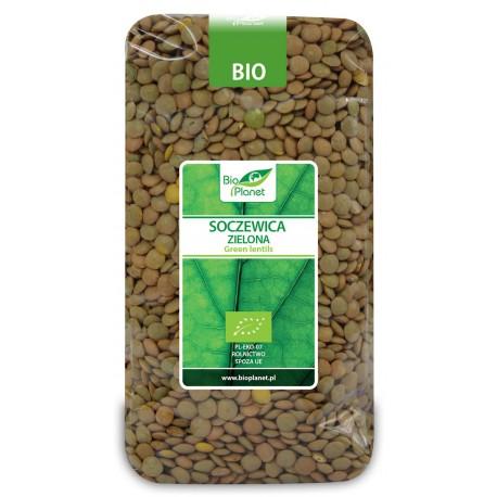 Soczewica Zielona BIO 500g Bio Planet