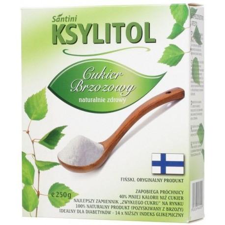 KSYLITOL 250 g - SANTINI (FINLANDIA)
